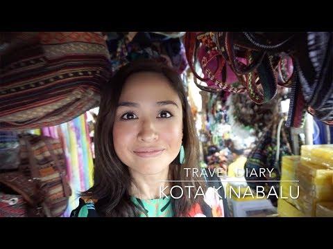Travel Diary: Kota Kinabalu || Kelly Misa-Fernandez