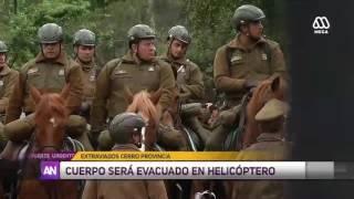 Mega - EXTRA - Hallan cuerpos en el cerro Provincia