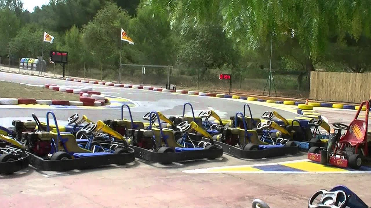 kart over ibiza Go Kart @ Ibiza Santa Eulalia   YouTube kart over ibiza