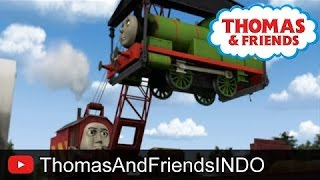 Thomas & Friends Bahasa Indonesia - Full Episode - Kesehatan & Keselamatan Henry