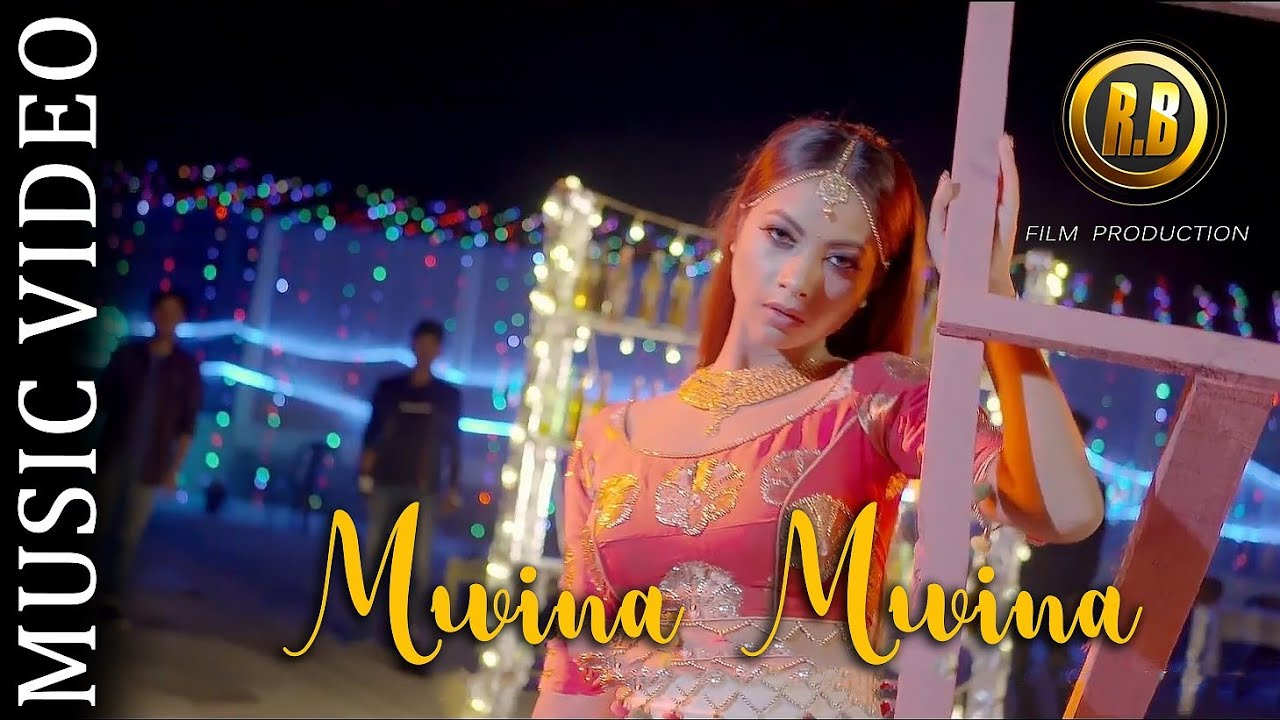 """Download MWINA MWINA    Ft.Helina   The Burning  Item song from movie """"GWTHAR""""   RB FILM PRODUCTIONS 2019."""