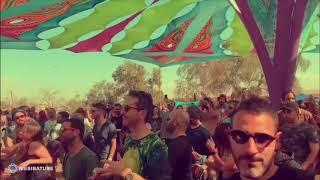 Miri in the Desert Psytrance rave in Israel - 9.2.19