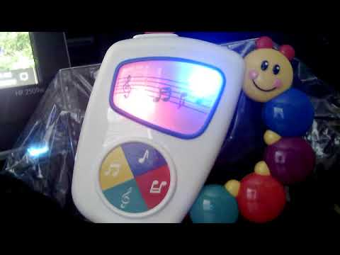 Baby Einstein Take Along Tunes (old version) Review