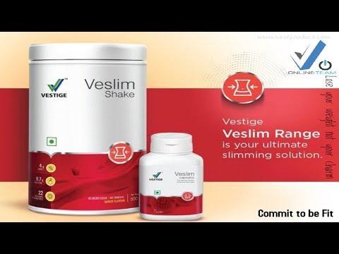 Vestige Veslim | Vestige Slimming Capsules