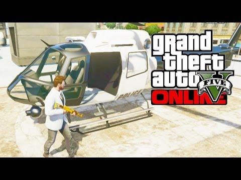 GTA 5 Secret Helicopters - Police Maverick, Ambulance Maverick & Non-Attack Buzzard Chopper! (GTA V)