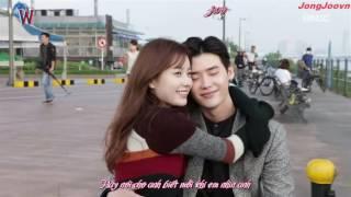 Lee Jong Suk - Han Hyo Joo Moments in BTS Final