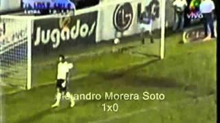 Golazos LDA Alajuelense Costa Rica 80s 90s 00s recuerdos