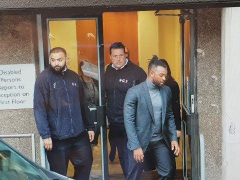 Oritse Williams: Former JLS singer appears in court on rape charge Mp3