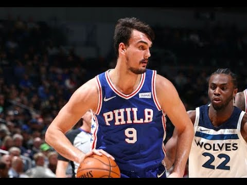 Dario Saric | Highlights vs Timberwolves (12.12.17) 14 Pts, 8 Rebs, 3 Asts, 1 Stl