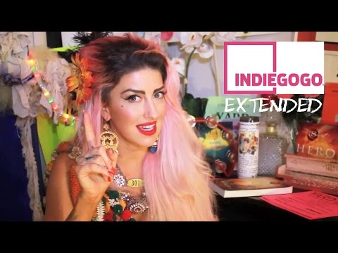 IndieGoGo My Freedom and Fund the World