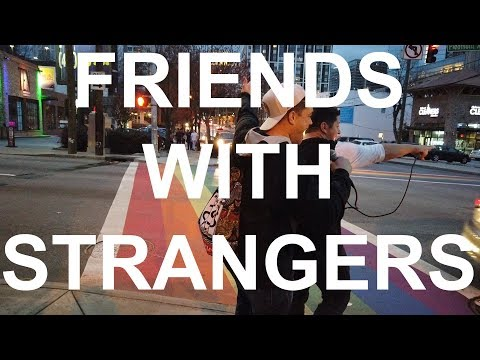 PK - 'Friends With Strangers' - Part 1