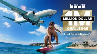 GoPro Awards: Million Dollar Challenge Highlight in 4K | HERO9 Black