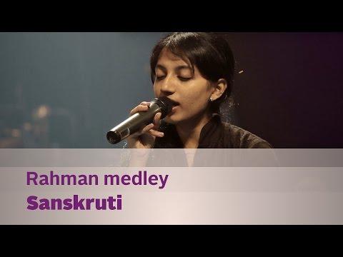 Rahman Medley - Sanskruti - Music Mojo Season 2 - Kappa TV