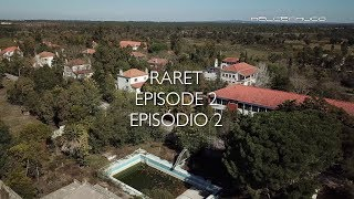 Abandoned Radio Station RARET from the Cold War period - Episode 2