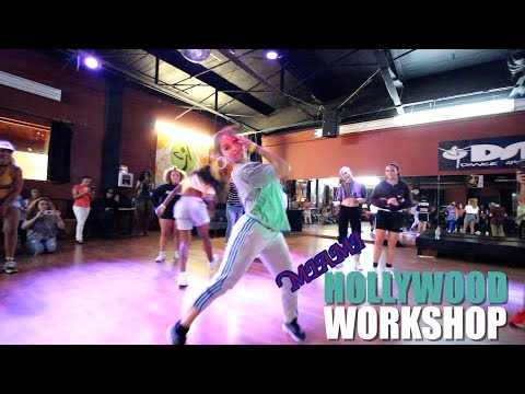 Miami Workshop Round 2 w/ Hollywood |@p1artsagency
