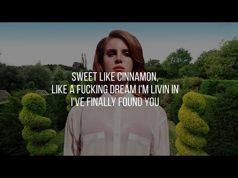 Thumbnail: Lana del Rey - Radio (Lyrics)