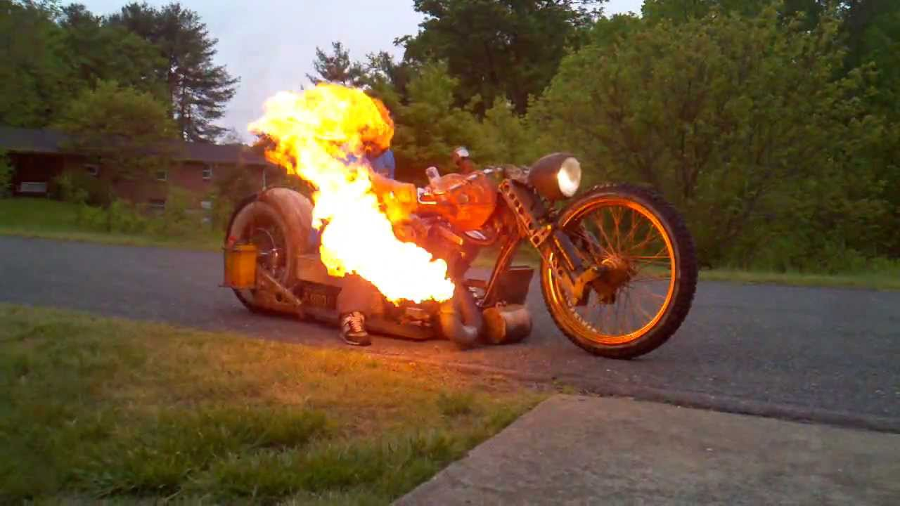 1996 Honda Fuse Box Ratbike Chopper Motorcycle Flamethrower Quot Redneck Limo