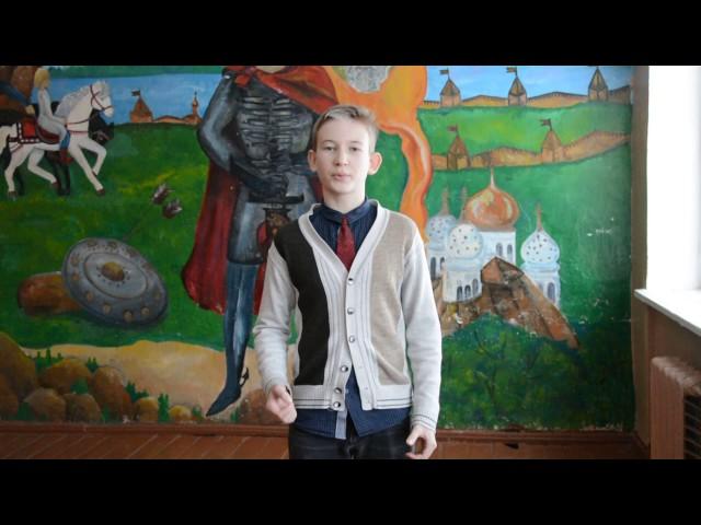 Изображение предпросмотра прочтения – ИльяМамсиков читает произведение «Москва, Москва!.. люблю тебя как сын» М.Ю.Лермонтова