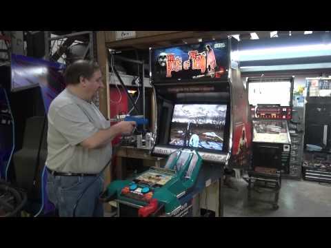 629 Sega House Of The Dead Arcade Video Game Tnt Amusements