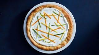 Citrus Custard Pie | NYT Cooking