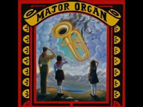 Major organ and the adding machine un deux trois
