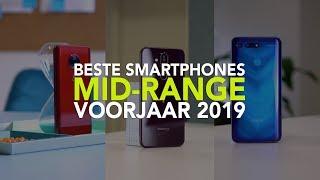 De beste midrange smartphones van lente 2019: onze kooptips