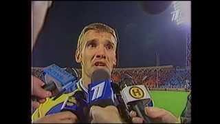 2001 ЧМ (отбор) БЕЛАРУСЬ - УКРАИНА 0-2