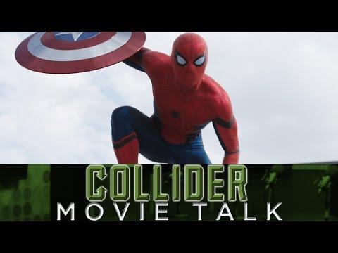 Collider Movie Talk - Russo Brothers Talk Spider-Man Suit
