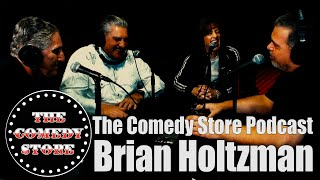 The Comedy Store Podcast w/ Eleanor and Brian Holtzman