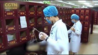 Традиционная китайская медицина. Смертность снижается, процент выздоровления растет.