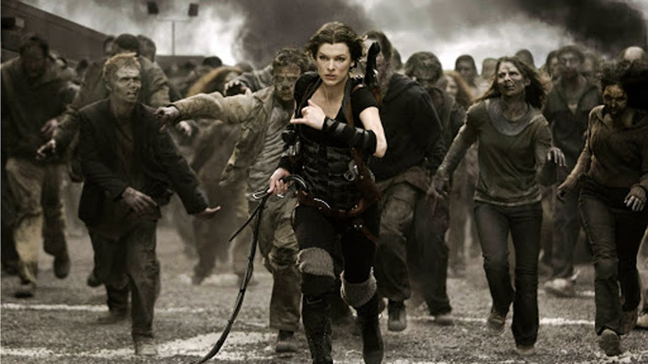 Resident Evil 4 Afterlife Action Scenes 2010 Youtube