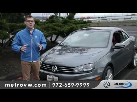 2013 Volkswagen EOS Walk-around | Metro VW - Dallas Volkswagen dealer