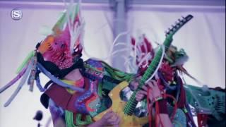 溺れたエビ! - Psychedelic Under Water @ 森、道、市場 2017