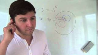 Алгебра 7 класс. Степень с натуральным показателем и ее свойства