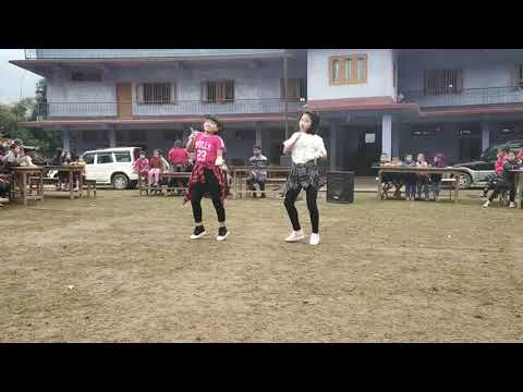 Riverdale academy boleng hindi dance performed by student