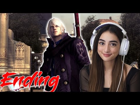 The Finale (Ending) / Devil May Cry 4 Special Edition / Part 10