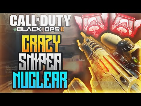 BO2: CRAZY SNIPER NUCLEAR! OPINION ON SNIPING IN BO3!