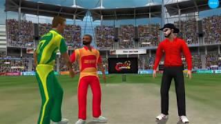 south africa vs zimbabwe | highlights | 3rd T20 international