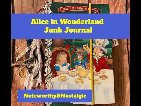 AliceJunkJournalKaynak: YouTube · Süre: 31 dakika43 saniye