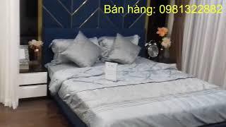 Đi thăm căn hộ mẫu chung cư Aqua Park Bắc Giang