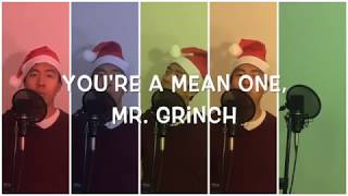 You're a Mean One, Mr. Grinch a cappella medley by kzvox ~ Merry Christmas!