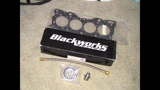 Blackworks LS-Vtec/B20-Vtec Conversion Kit