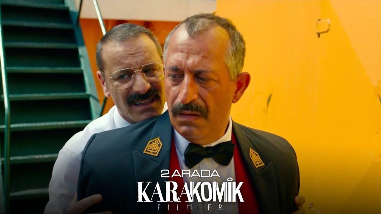 Karakomik Filmler | 2 Arada - Teaser II