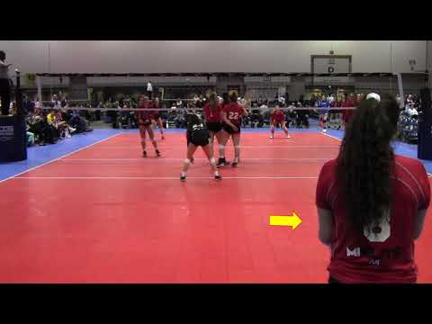 Katelynn Lodge - Mideast Qualifier (MEQ) Highlights 2018