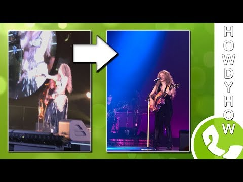 BETTER iPhone CONCERT PICTURES - Shakira - El dorado Tour 2018