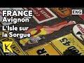 【K】France Travel-Avignon[프랑스 여행-아비뇽]릴쉬르라소르그, 골동품/L'Isle sur la Sorgue/Antique Market/Porcelain