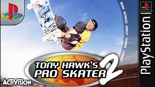 Longplay of Tony Hawk's Pro Skater 2