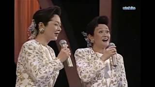 「トルコ行進曲」 歌:由紀さおり、安田祥子.