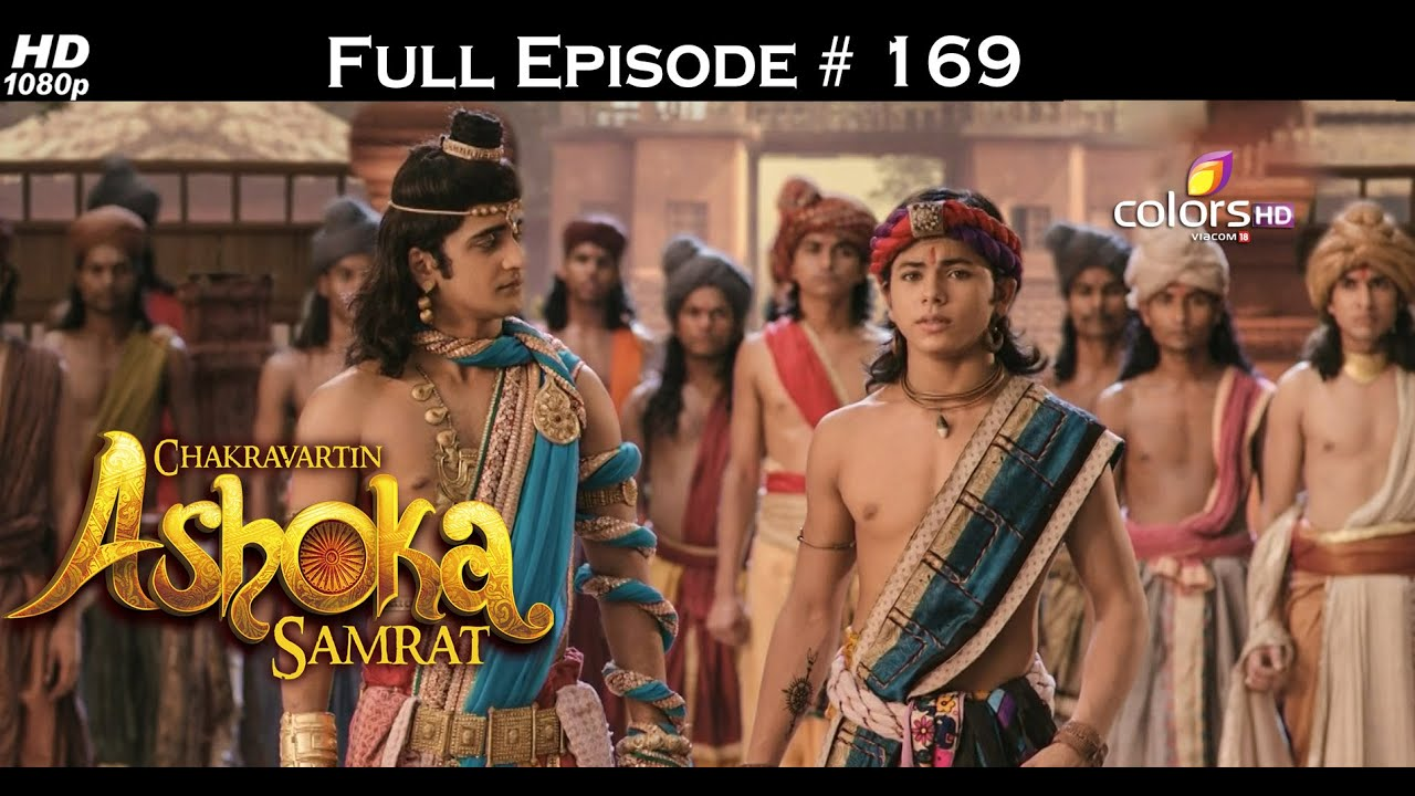 Image result for ashoka samrat episode 169