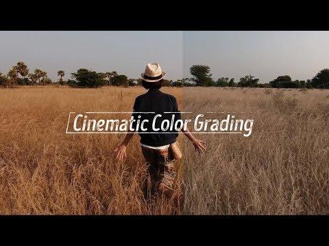 Chỉnh màu đẹp như phim điện ảnh - Free LUT  Premiere Pro CC